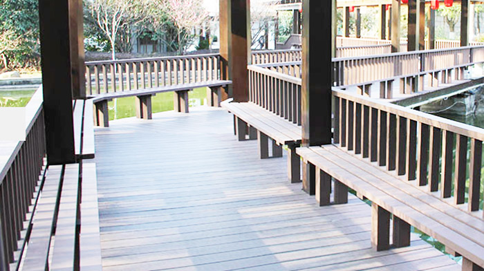 """碧桂园项目塑木地板案例"""" alt=""""碧桂园项目塑木地板案例"""
