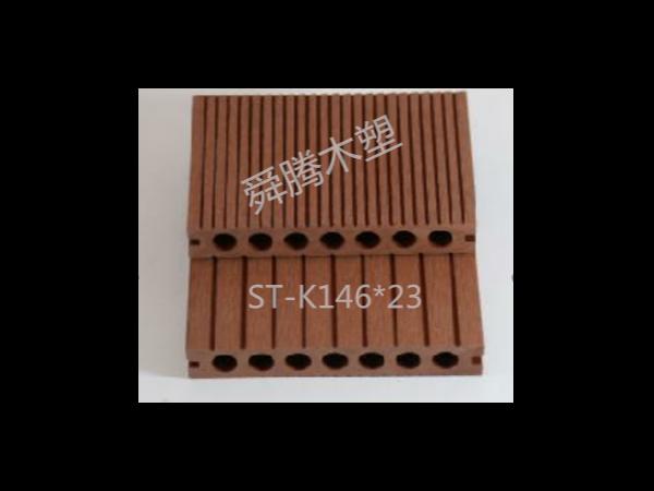 空心木塑地板(1)**