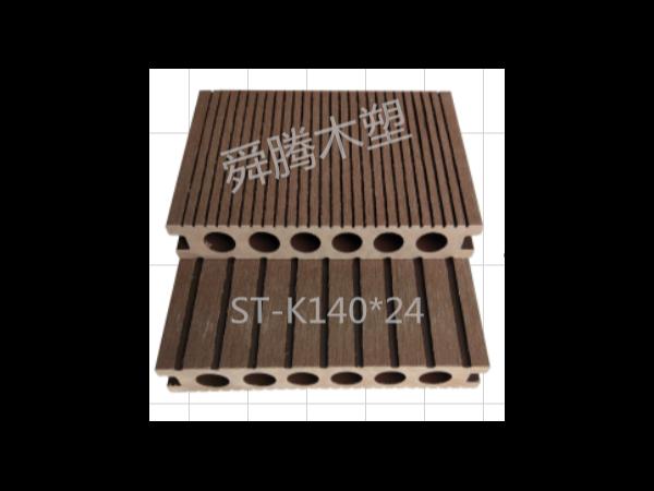 六孔木塑地板  ***