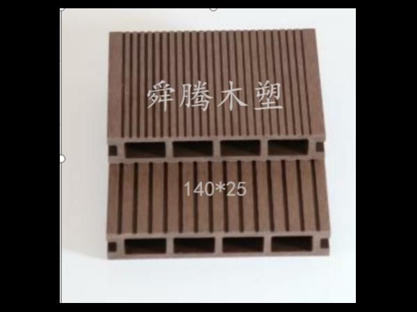 四孔木塑地板*
