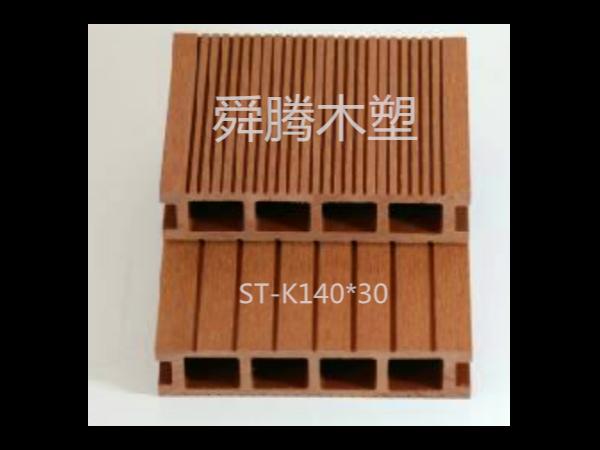 四孔木塑地板**