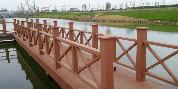 木塑栏杆有哪些比较好用的清洁方法!