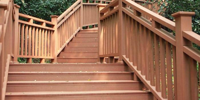 舜腾木塑分享塑木护栏怎样合理的使用!