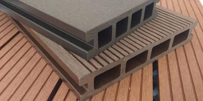 塑木地板是否合格与原材料有关系?