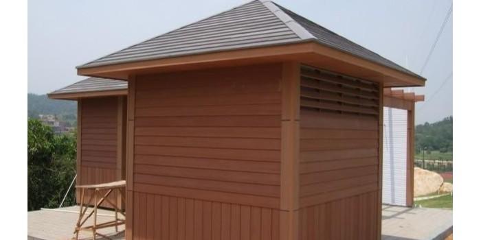 徐州木塑墙板的安装方法