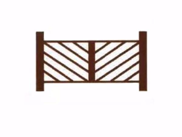 塑木护栏ST-HL-06
