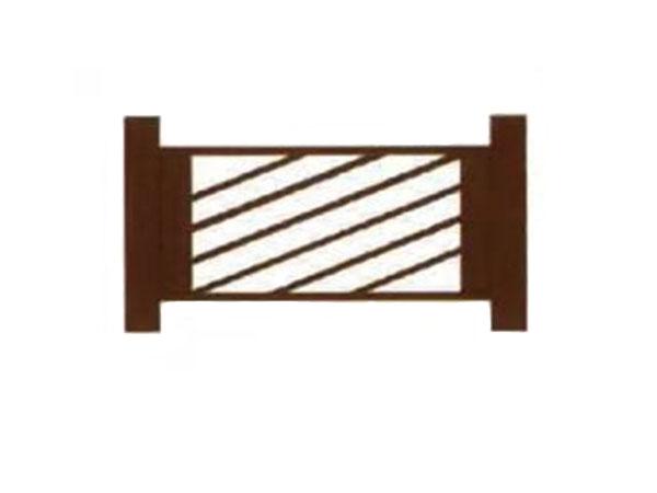 塑木护栏ST-HL-07