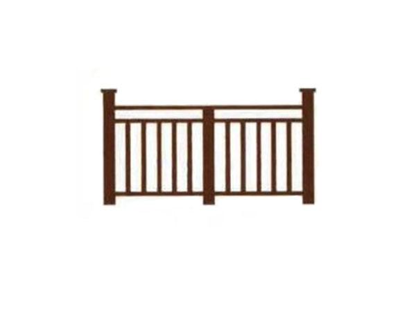 塑木护栏ST-HL-04