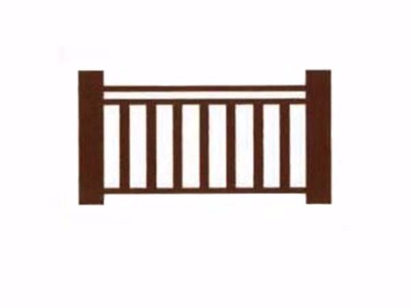 塑木护栏ST-HL-08
