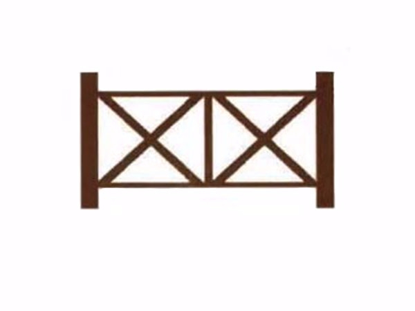 塑木护栏ST-HL-09