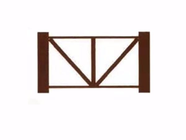 塑木护栏ST-HL-10