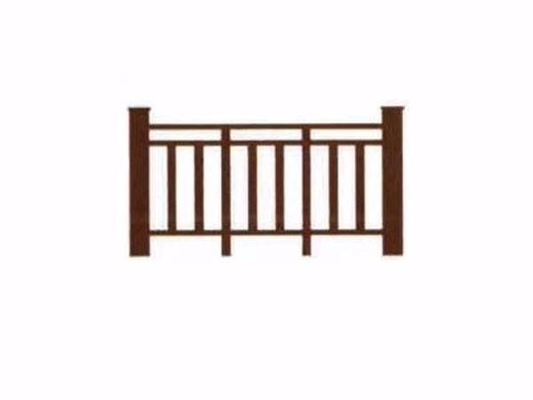 塑木护栏ST-HL-01