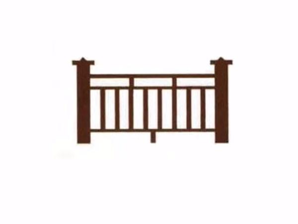 塑木护栏ST-HL-03