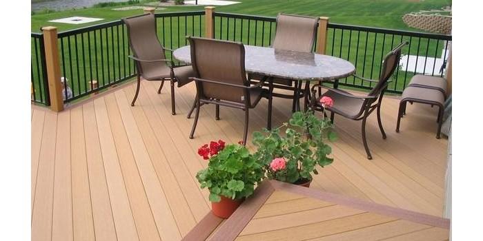 使用木塑地板可以带来安全使用效果
