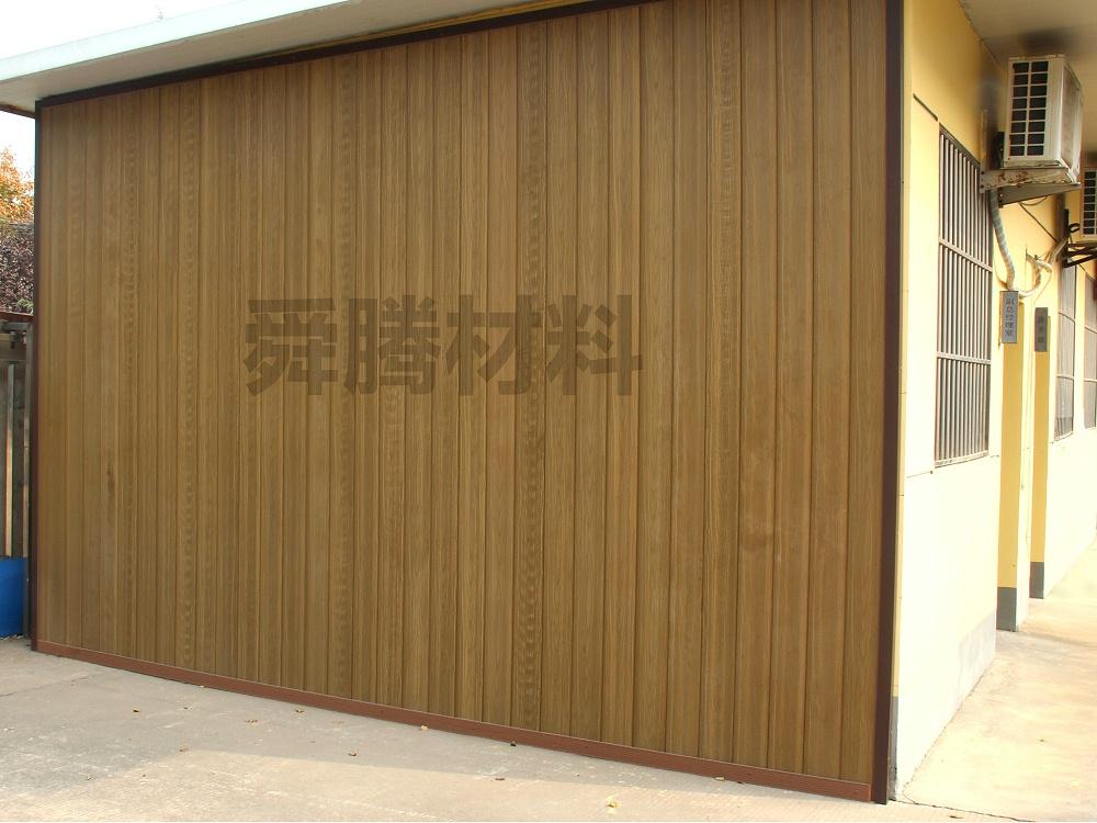 外墙板实际图