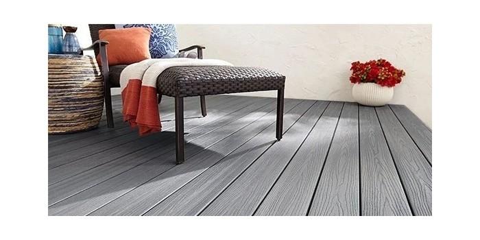 高端木塑户外地板为何深受客户追捧?