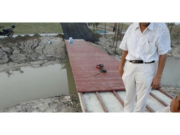 塑木地板安装过程中需要注意的问题
